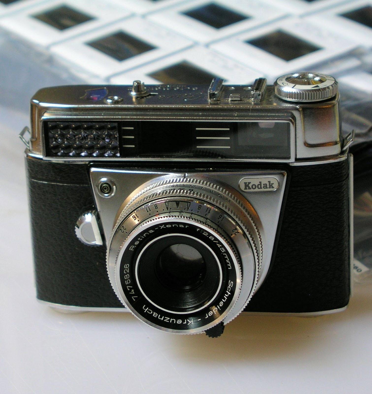 Random Camera Blog: New Acquisition! The Classic Retina ...