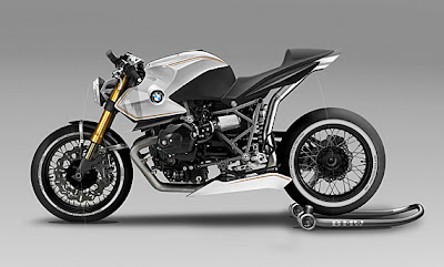 BMW R12 HOMMAGE  MOTORCYCLE  CONCEPT  BY NICOLAS PETIT MOTORCYCLE CREATION