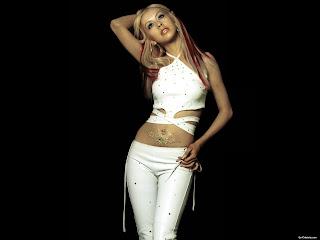 Christina Aguilera wallpaper
