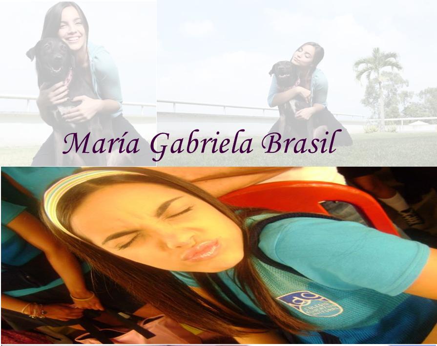 María Gabriela Brasil  | Sua melhor fonte sobre María Gabriela.