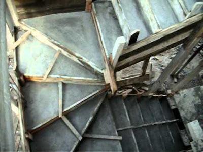 El maestro de obras xavier valderas hacer escalones de for Como hacer una escalera de concreto con descanso