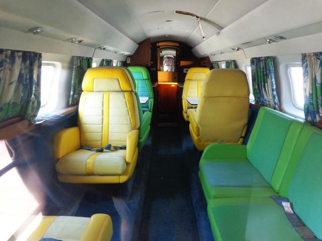 Elvis Lockheed Jetstar