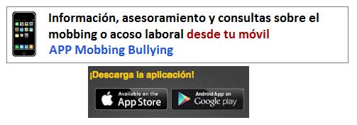 Mobbing Madrid APP Mobbing Bullying
