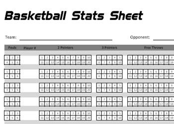 Crazy image inside stats_dad_free_printable_basketball_score_sheet
