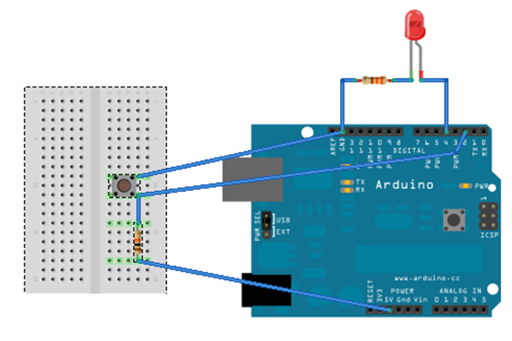 Arduino Tutorial #1 Digital Inputs Outputs