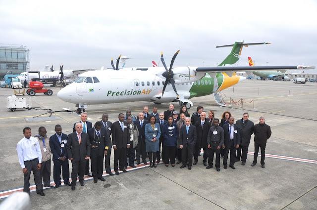Precision Air ATR 42-600