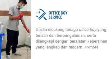 Office Boy Kantor