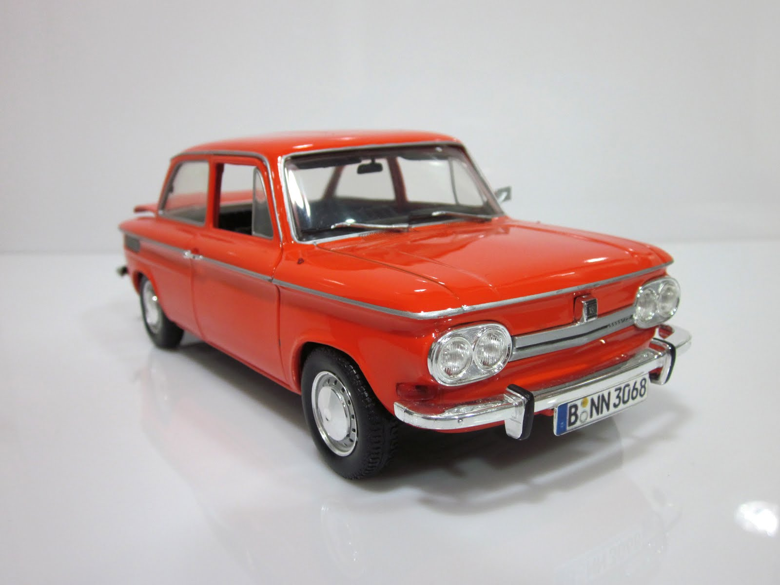 NSU Prinz TT 1000 '67