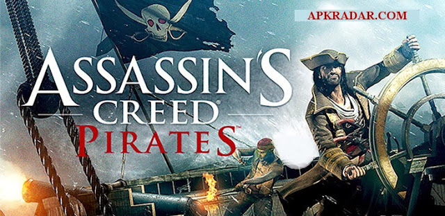 Assassin's Creed Pirates ANDROID poster