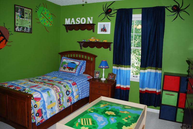 Snake & Snails, Sugar & Spice..The Galbraith Tales: Mason's Buggy Room title=