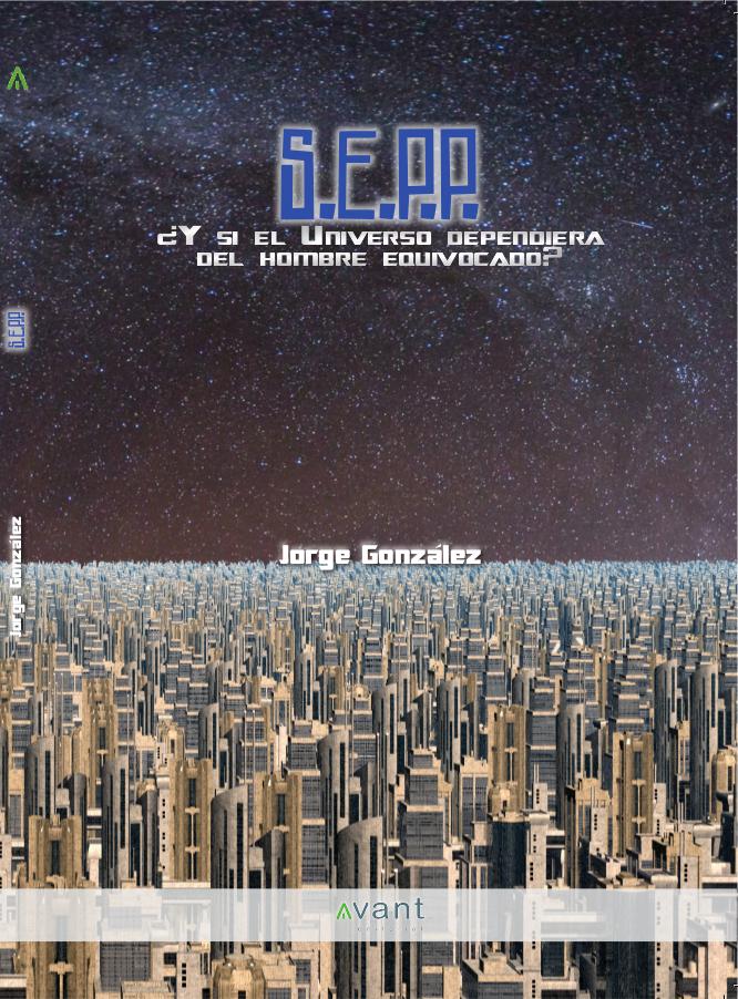 Último libro publicado: SEPP