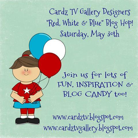 Cardz TV Gallery Blog Hop