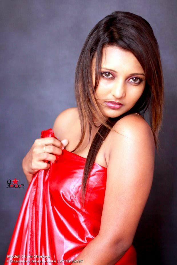 Shani Shenaya Wickremasinghe sl actress