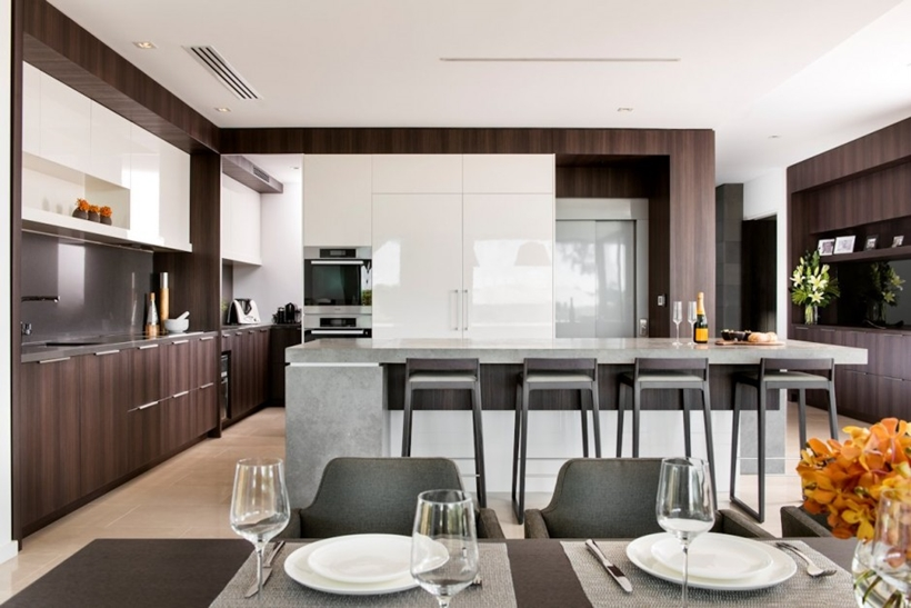 Contemporary kitchen by Urbane Projects