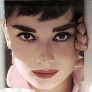 Audrey eyebrows