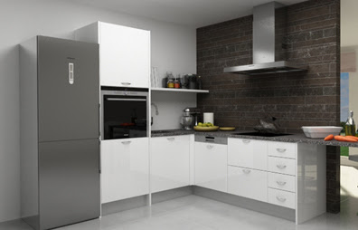 Diseñando tu cocina en L (II)