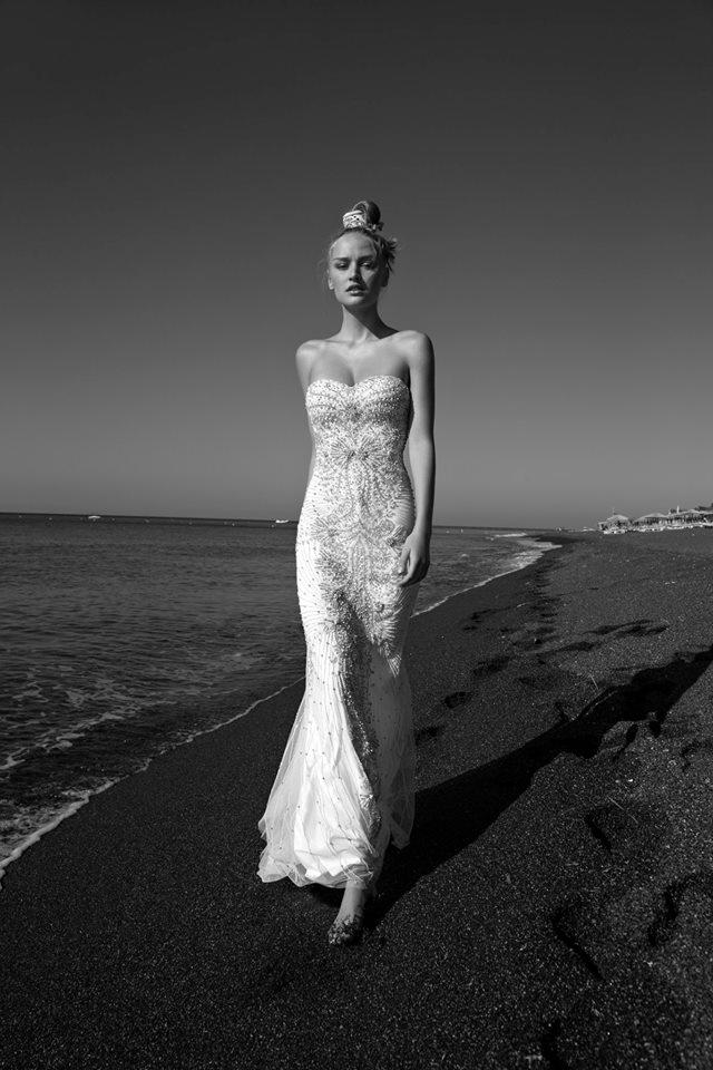 Increíbles vestidos de novia | Colección Keren Mor Yossef