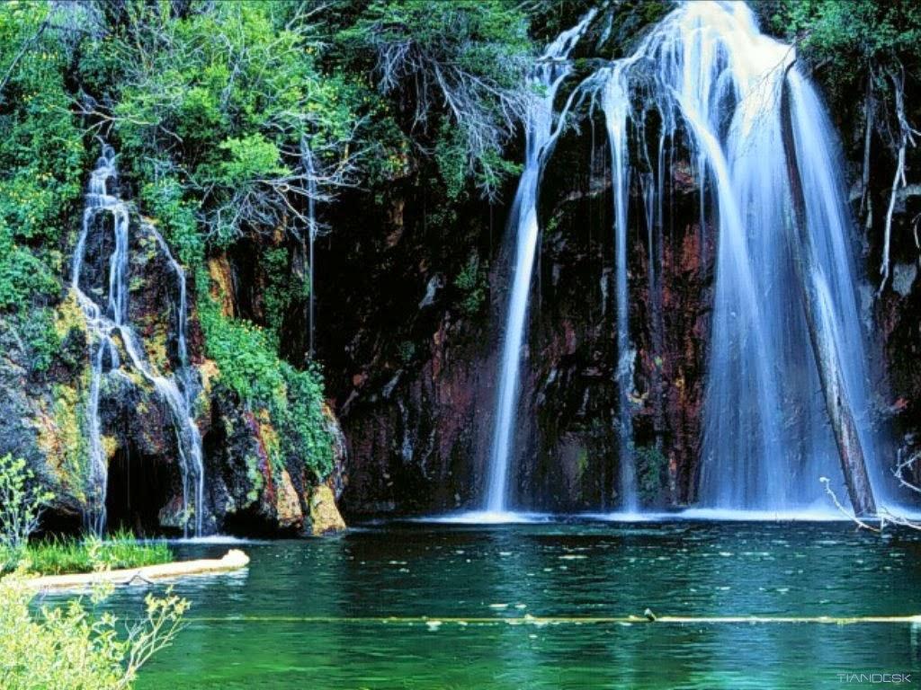 Beautiful Waterfall Hd Wallpaper For PC - beautiful ...