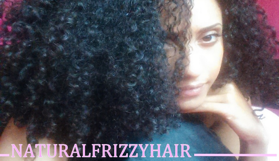 Natural Frizzy Hair