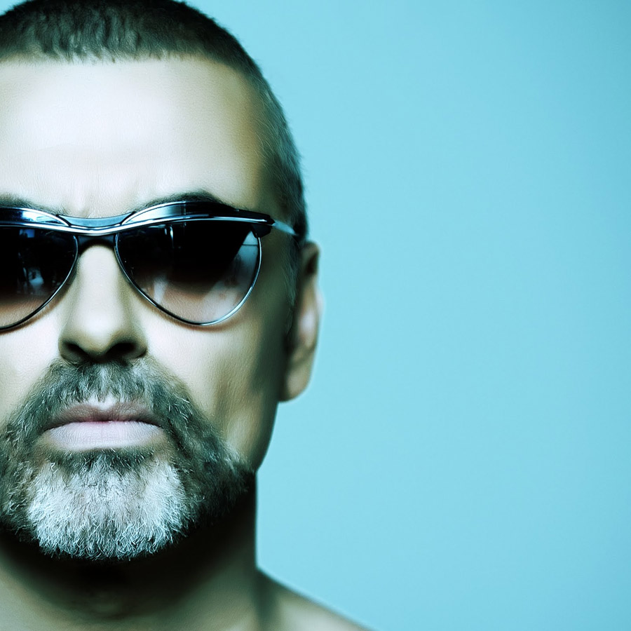 For The Luv of Music: NEW SOUNDS FROM GEORGE MICHAEL George Michael