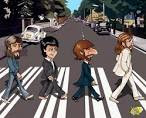BEATLES-COME TOGETHER-Chords-Lyrics-Kunci Gitar-Lirik-BEATLES