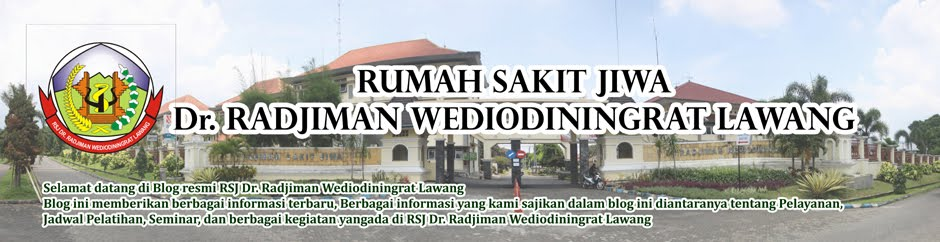 RSJ Dr. Radjiman Wediodiningrat Lawang
