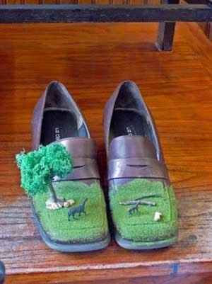 Sepatu Go Green