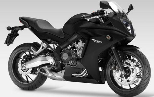 Honda CBR650F Review and Specs