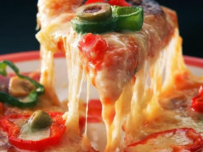 عجينه البيتزا مثل بيتزا هت