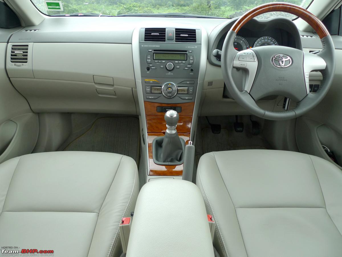 Toyota corolla altis interior honda bmw ford and other car for Interior toyota corolla