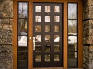 Fotos y dise os de ventanas diseno de puertas de herreria - Disenos de puertas ...