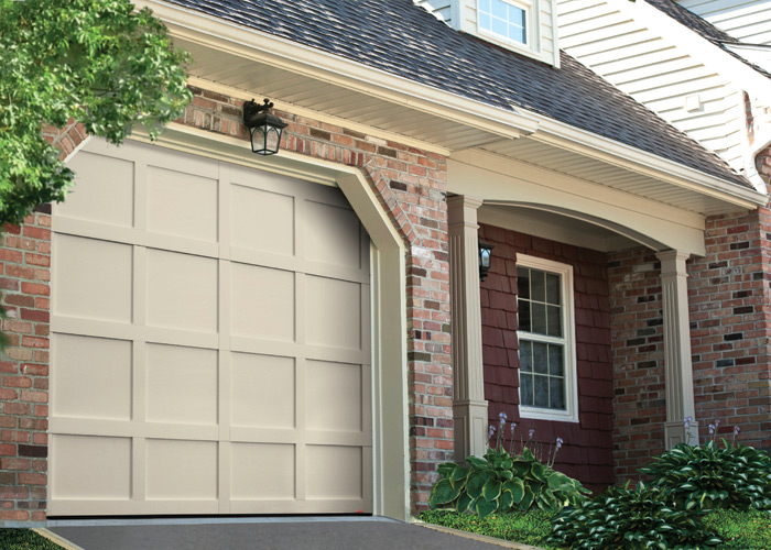 Savvy Mode Garage Doors Architectural Detail For A House
