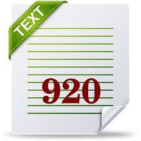920 Teks and HTML Editor