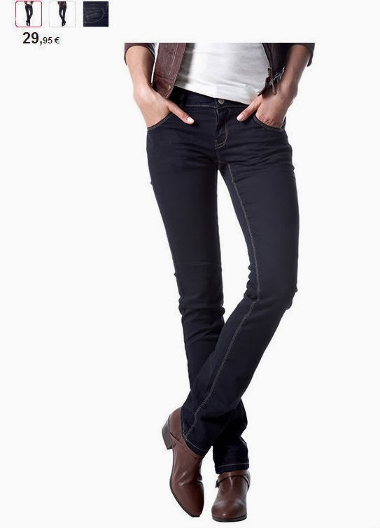 jeans a preços acessíveis da promod