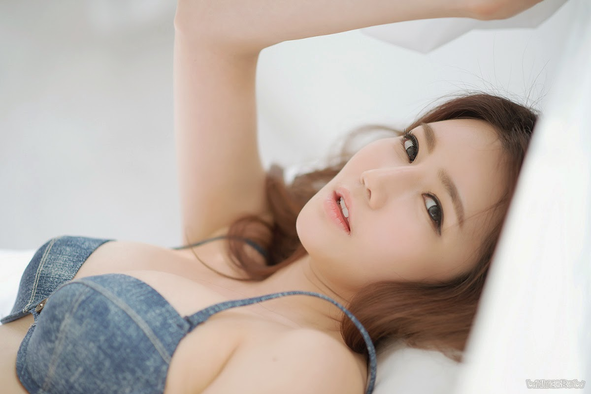 4 Han Ga Eun - Sweet Things In Bed - very cute asian girl-girlcute4u.blogspot.com