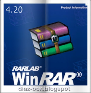 Free Download WinRAR 4.20 Terbaru