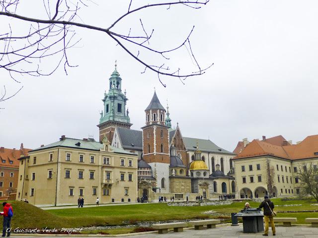 Colina de Wawel - Cracovia, por El Guisante Verde Project