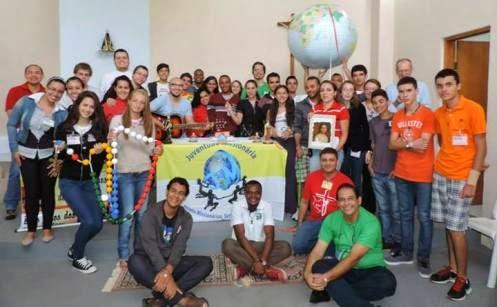 Juventude Missionária de São Paulo realiza encontro estadual