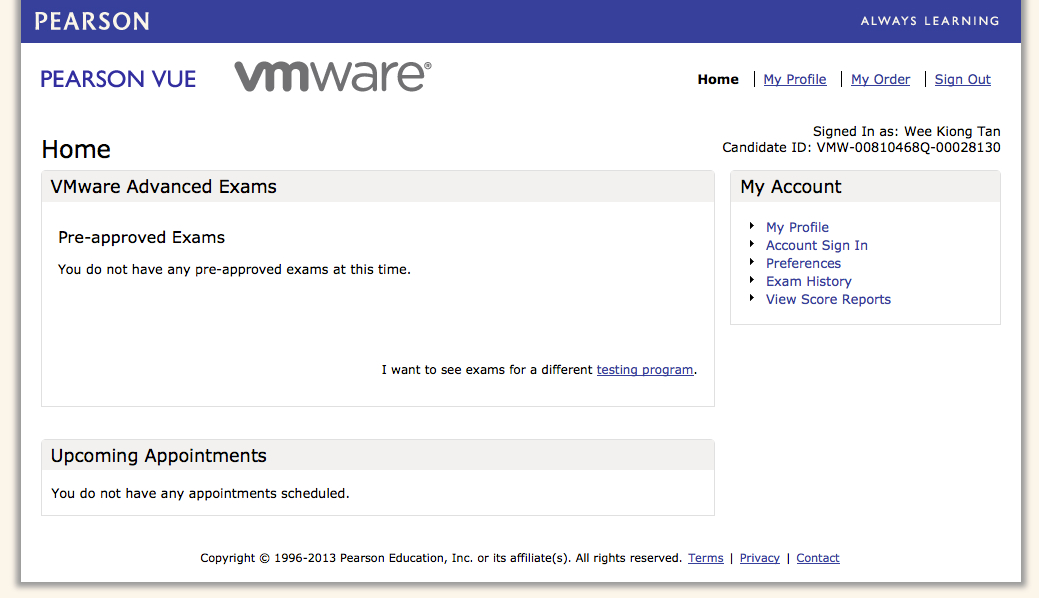 Plain Virtualization Vmware Certification Exam System Revamped