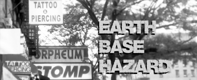 Earth Base Hazard