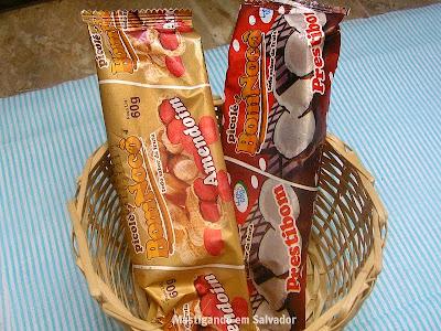 Picolé BomNocô: Picolés de Amendoim e de Prestibom