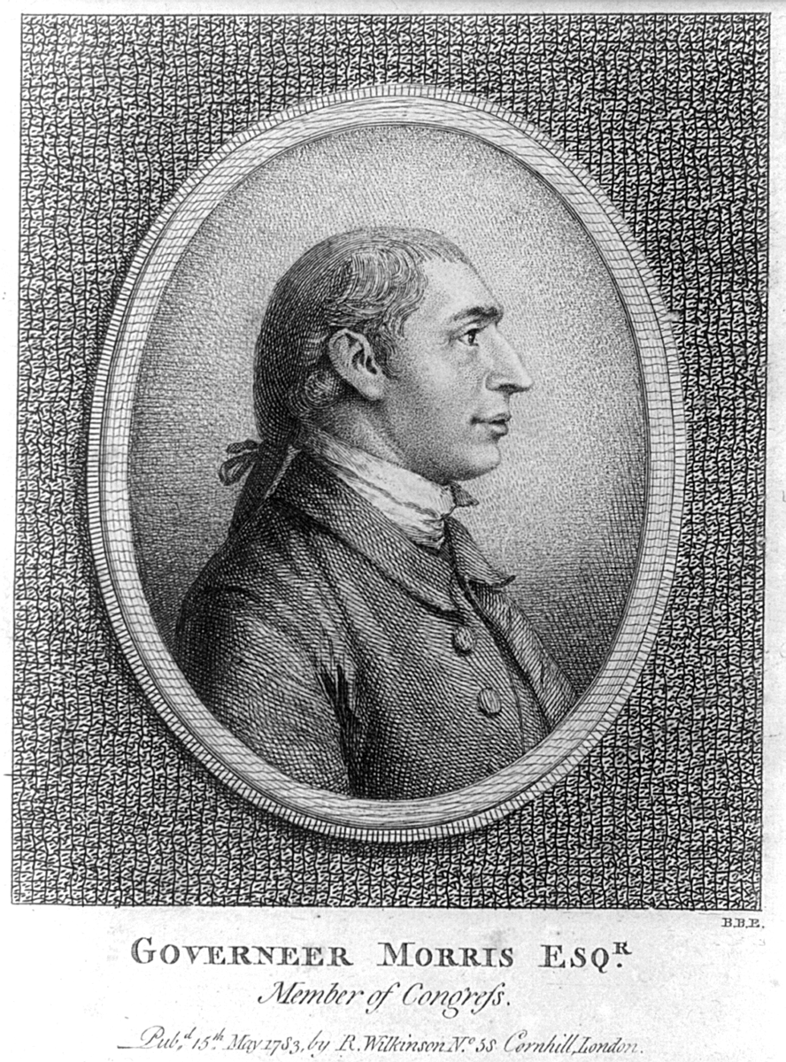 gouverneur morris questioning people People had begun to question the authority of the faith, opened discussion for questioning earthly authority gouverneur morris.