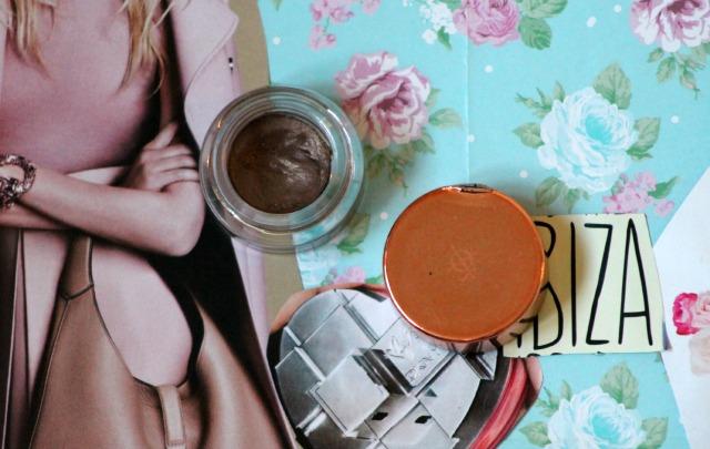 collection, cream, embellish, eye, eyeshadow,illamasqua, once, review, rose gold, embellish,