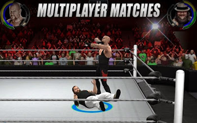 WWE 2K Apk + Data Android screenshot