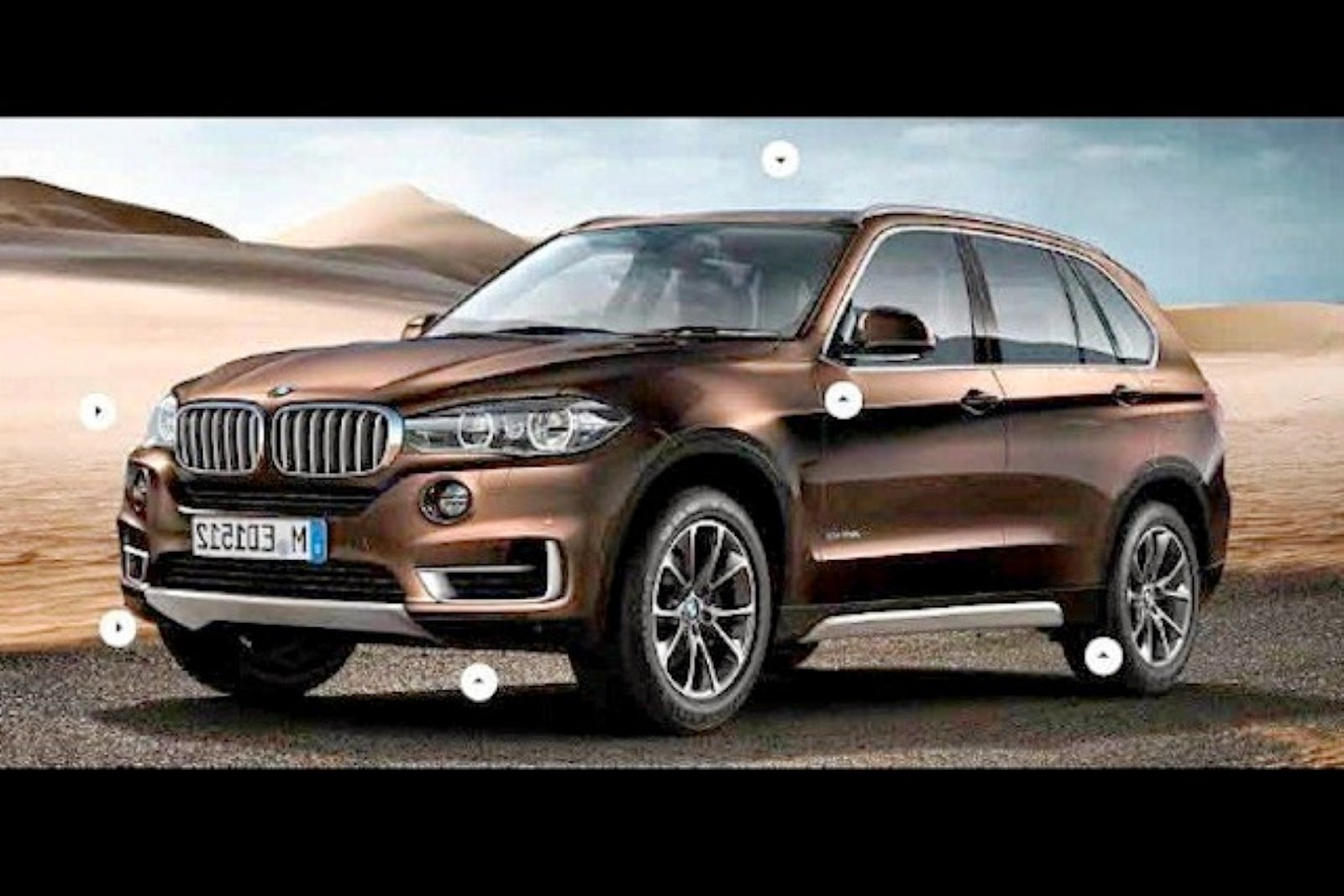 New 2014 Bmw X7 Car Wallpaper High Quality