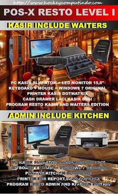 mesin kasir restoran,software restoran,program restoran