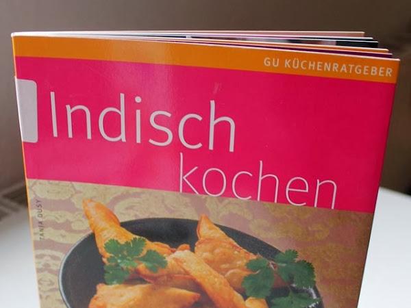 Jeden Tag ein Buch - Indisch kochen