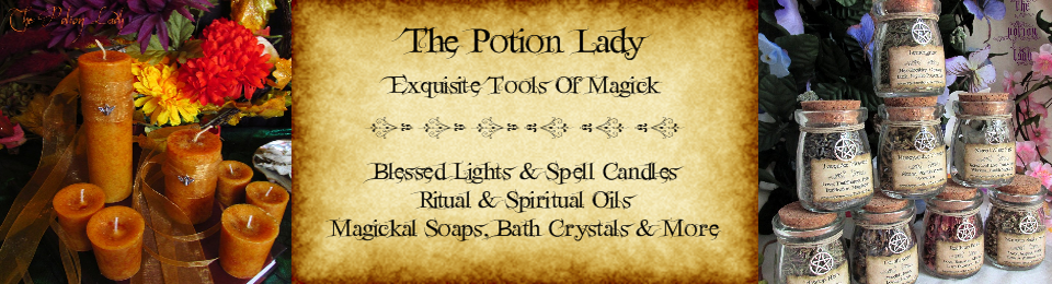 The Potion Lady
