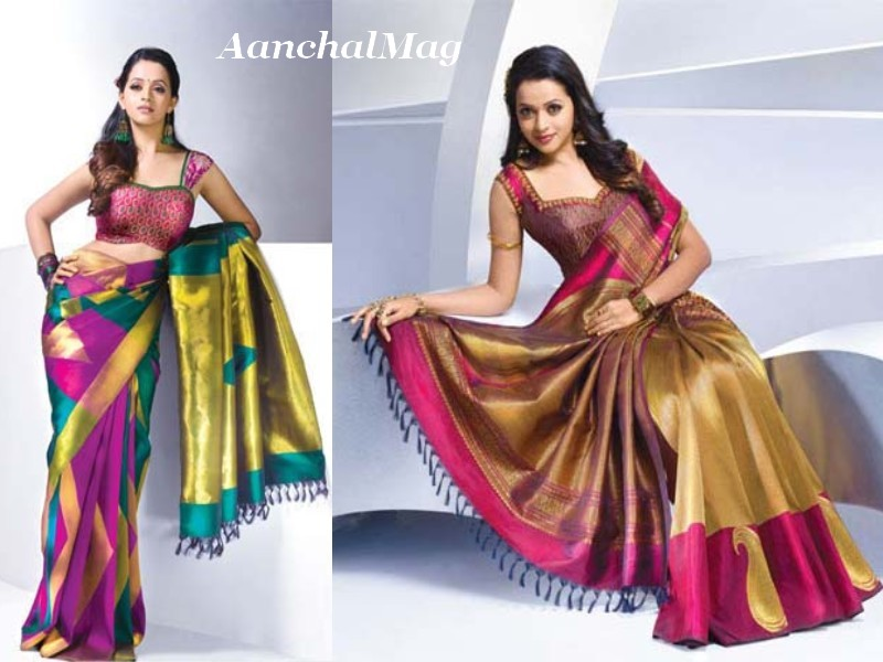 Fashion 2012 pulimoottil silks pulimoottil lehengasarees pulimoottil sarees indian silk saree cultural saree thecheapjerseys Gallery