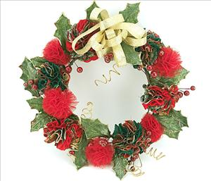 On My Website There Are Many FREE Projects So Here Are Some Reminders:  Cloveru0027s Holiday Flower Frills Is Very Appealing; Made With Cloveru0027s Flower  Frill ...
